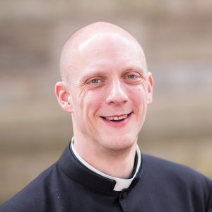 The Rev. Richard Wall, Rector
